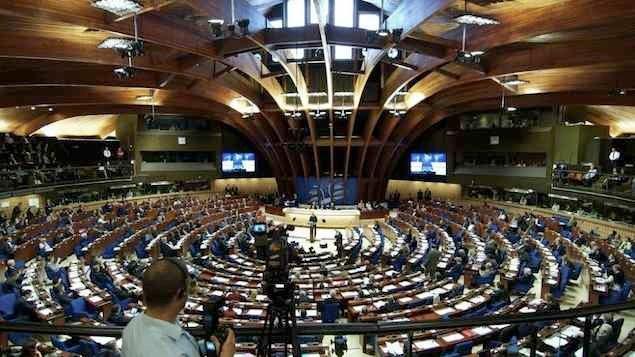 A delegação russa tomou a decisão de não participar da sessão de inverno da Assembleia Parlamentar do Conselho da Europa