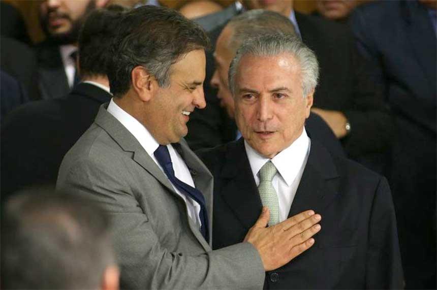 Juiz do Brasil reverte decisão que afastou senador Aécio Neves do cargo