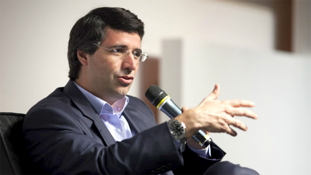 O banqueiro André Esteves volta à diretoria do BGT Pactual