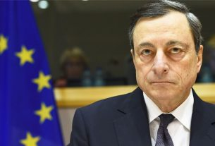 Presidente do BCE, Draghi critica o avanço do neofascismo na Europa e no mundo