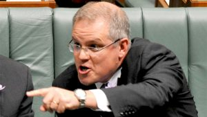 O premiê australiano Scott Morrison não concorda em mudar a embaixada de seu país para Jerusalém