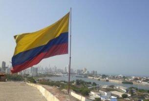 Há pelo menos 12 marchas planejadas para a capital colombiana