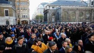 O ataque da última sexta-feira se tornou um tema político antes da eleição de 12 de dezembro