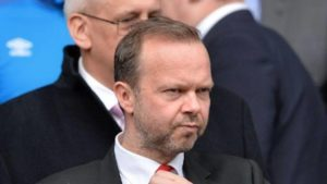 Diretor-executivo do Manchester United, Ed Woodward