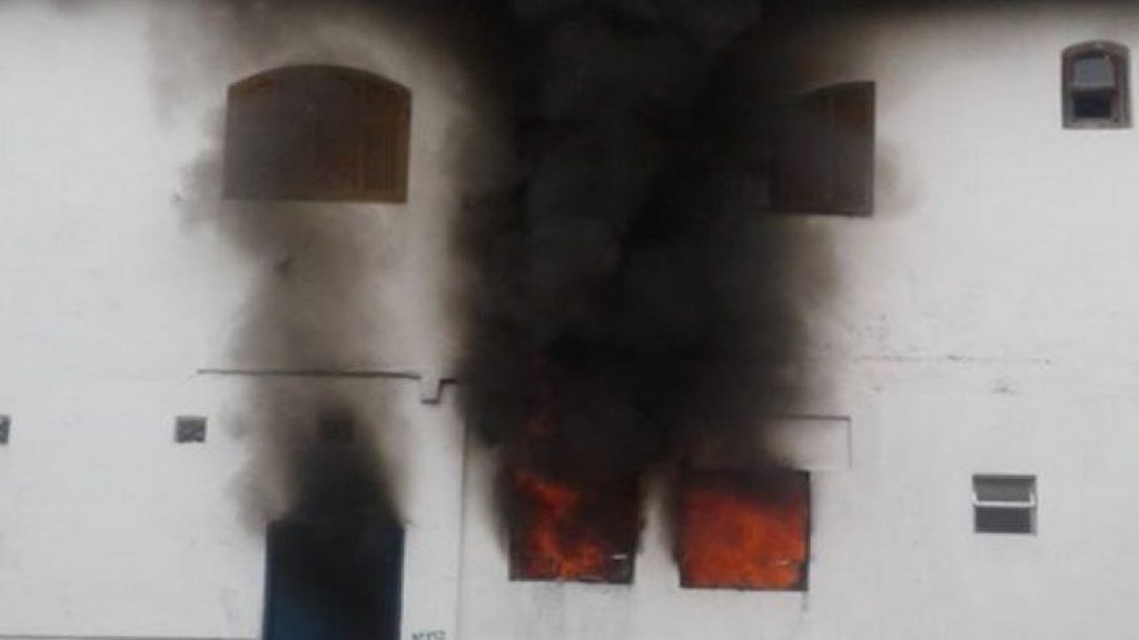 Três crianças morrem em incêndio dentro de casa