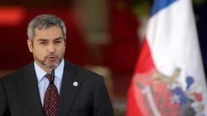 Presidente do Paraguai, Mario Abdo