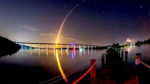 Os testes com os módulos da SpaceX têm correspondido às expectativas dos engenheiros