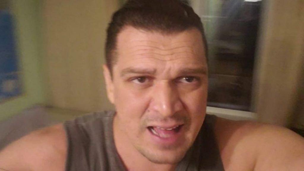 Eduardo Fauzi Richard Cerquise, um dos suspeitos de atacar a sede da produtora Porta dos Fundos