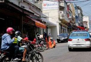 Um tiroteio no morro de São Carlos, na região central do Rio de Janeiro, deixou três mortos