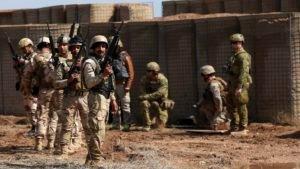 O novo ataque foi realizado contra a base militar de Besmaya no Iraque, onde soldados estrangeiros estão instalados