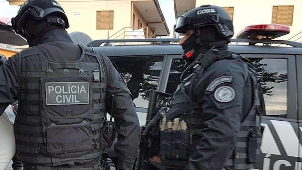 Polícia prende suspeito da milícia no Rio