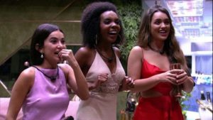 "Manu, Thelma e Rafa disputaram a final do ""BBB"""