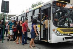 Cariocas terão de respeitar turnos para o acesso ao transporte