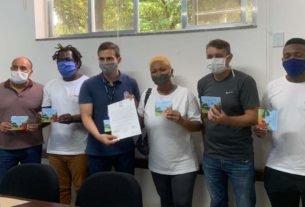 Os adolescentes internados vão usar as máscaras quando tiverem que sair das unidades