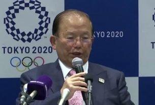 Tohiro Muto, diretor-executivo do Comitê Organizador local dos Jogos