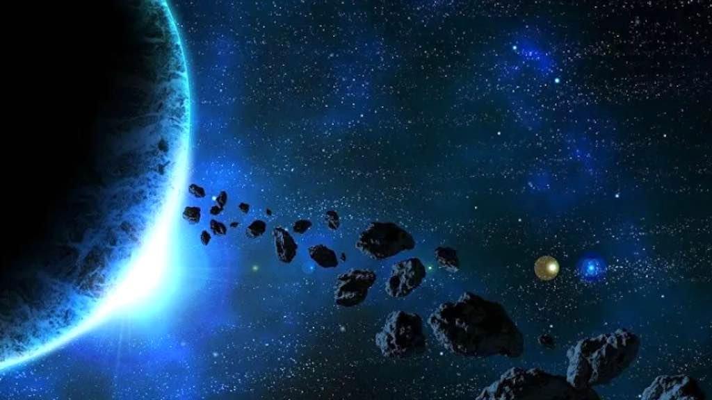 A NASA advertiu sobre uma nova série de cinco asteroides que se aproximam da Terra