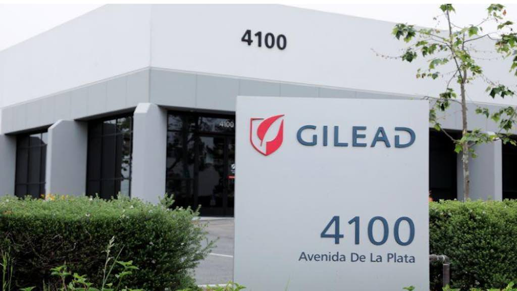 Gilead Sciences em Oceanside, Califórnia