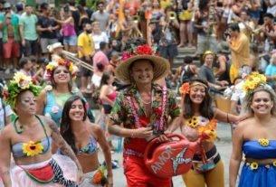 Carnaval de rua se tornou uma das principais atrações turísticas de São Pailo