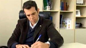 Feder, em mensagem no Twitter, agradeceu ao presidente Bolsonaro (sem partido) e recusou o convite para o Ministério da Educação, ao saber que seria preterido