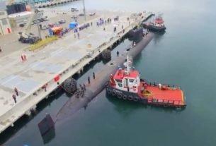 Programa prevê também construção de submarino com propulsão nuclear