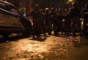 Grupo de mensagens de milícia carioca tinha 500 membros