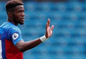 Wilfried Zaha, do Crystal Palace