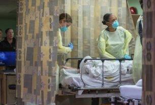 EUA estabelecem novo recorde com quase 100 mil casos de covid-19 em 24h