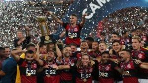 Flamengo iniciou 2020 como terminou 2019, conquistando títulos