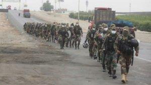 O confronto deixou mais de 24 feridos, dos quais 15 são policiais