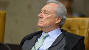 O ministro do Supremo Tribunal Federal (STF) Ricardo Lewandowski